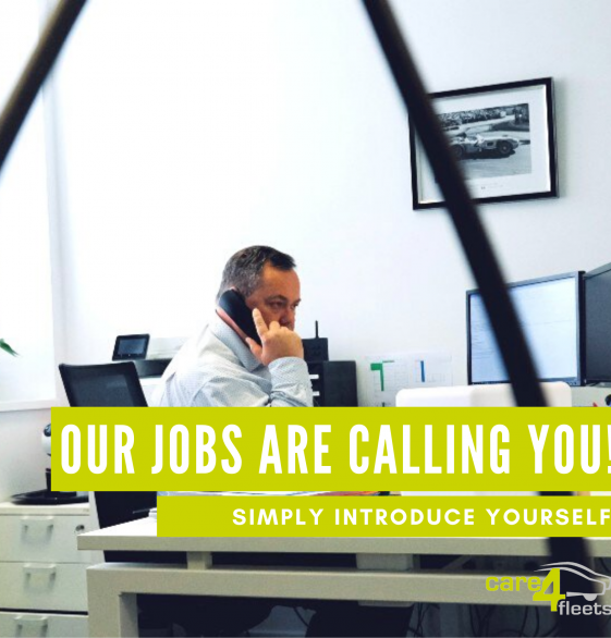 Care4fleets Jobs are calling you!